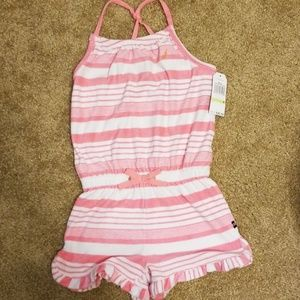 Nautica Girls Romper